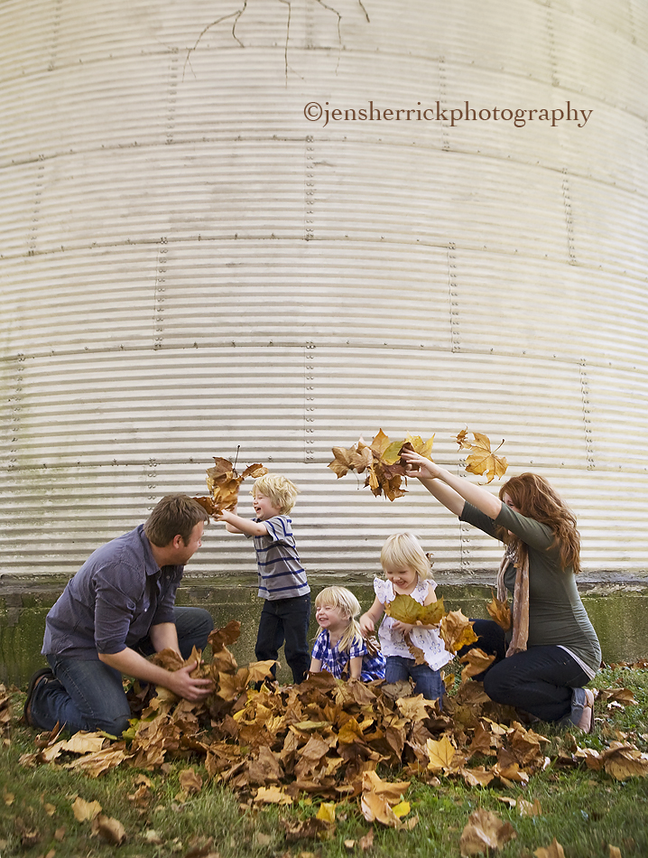 10 Tips for a Successful Family Photo Session - Jen Sherrick Photography