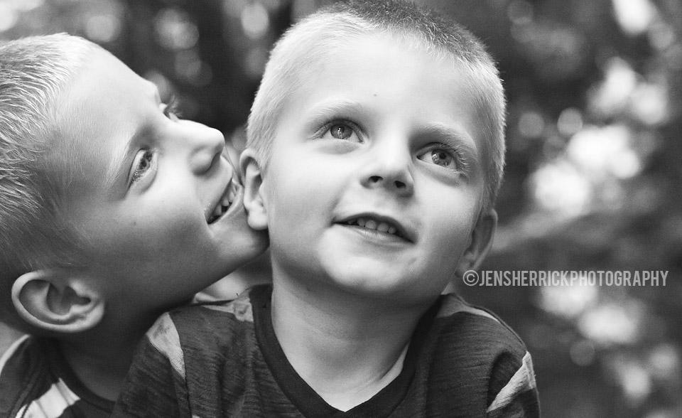 St. Baldrick's Foundation - Noblesville Family Photographer - Jen Sherrick Photography